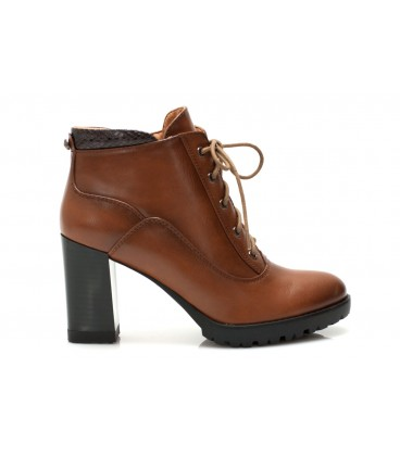 Women's boots K1268-2418 BROWN