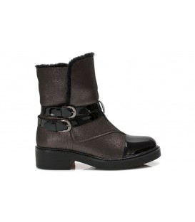 Women's boots K1302-K1302-2538-4 PEWTER