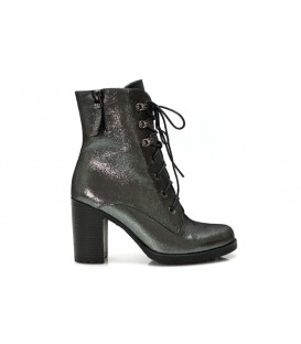 Women's boots C122-P773 SILVER
