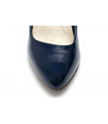 Women's shoes 888-1 NAVY