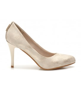 Women's shoes 888-1A L. GOLD