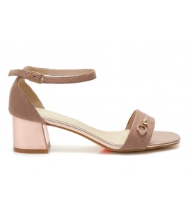 Ladies sandals 10G1126-95 CHAMPAGNE