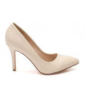 Women's shoes 678-9 BEIGE