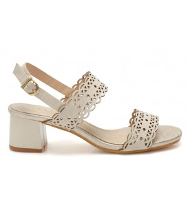 Ladies sandals WZ06-1 BEIGE