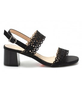 Ladies sandals WZ06-1 BLACK