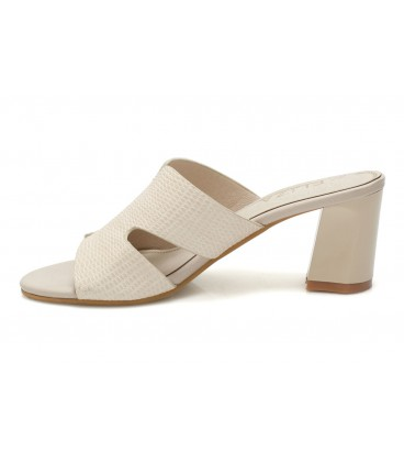 Ladies sandals 6804-1 BEIGE