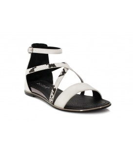 Ladies sandals 2BT2-3 WHITE