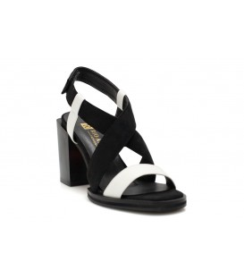 Ladies sandals C781-C135 WHITE