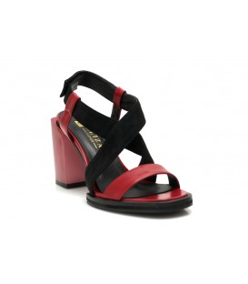 Ladies sandals C781-C135 RED