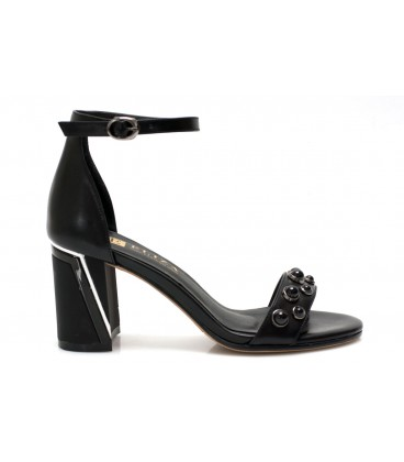 Ladies sandals C825-P390 BLACK