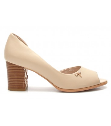 Women's shoes D101-K99 BEIGE