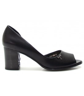 Women's shoes D101-K99 BLACK