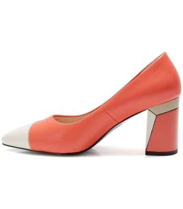Women's shoes A1662-K731 PINK