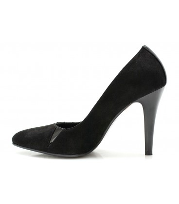 Women's shoes A666-K563 BLACK