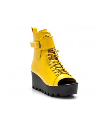 Ladies sandals TS-009 YELLOW