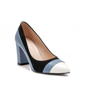 Women's shoes C99-Z589 NAVY