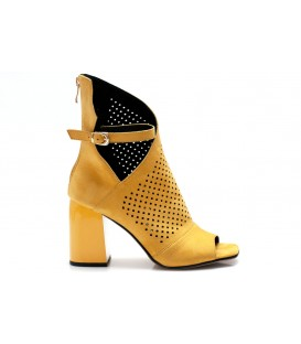 Women sandals C1191-P822 YELLOW