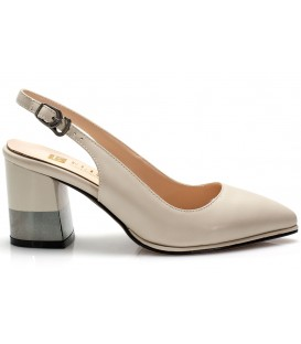 Ladies sandals C1130-P623 BEIGE