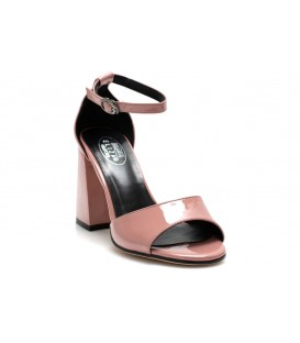 Ladies sandals C1068-C217 PINK PATENT LEATHER