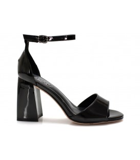 Дамски Сандали C1068-C217 BLACK PATENT LEATHER
