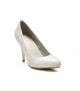 Women's shoes 888-1A WHITE