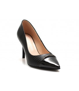 Women's shoes L585-K584 BLACK