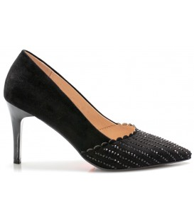 Women's shoes L585-J240 BLACK