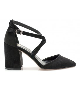 Ladies sandals C1150-H706 BLACK