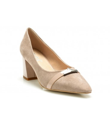 Ladies sandals C362-Z710 BEIGE
