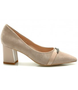 Women's shoes C362-Z710 BEIGE