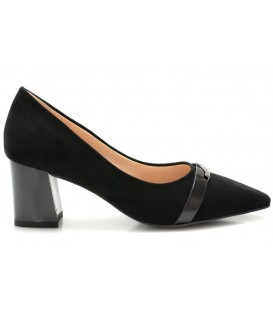 Women's shoes C362-Z710 BLACK